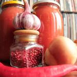 składniki na ostry sos pomidorowy