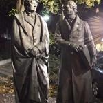 Christian Peter Wilhelm Beuth i Wilhelm von Humboldt